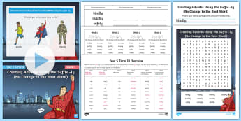 Year 3 Term 1B Week 1 Spelling Pack - Spelling Lists, Word Lists, Autumn Term, List Pack, SPaG