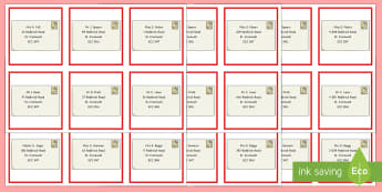 Christmas Card Number Ordering Differentiated Sorting Cards-Scottish - Numeracy, Numbers up to 1000000, numbers to 100, numbers to 1000, numbers to 10000Maths, 2nd level,
