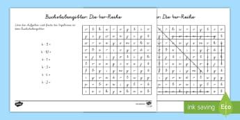 1./2. Klasse Mathematik Primary Resources - Page 19