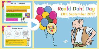 Roald Dahl SEN Information PowerPoint