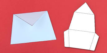 Interactive Notebook Small Top Envelope - craft, paper craft