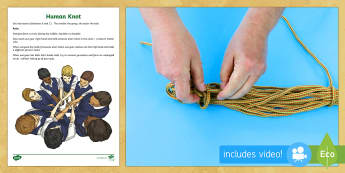 Knots Activity Pack - pirates, pirate ships, knots, video, audio, sound stories, sound story, what are sound stories, inte