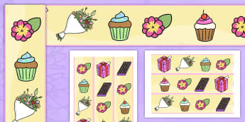 Mothering Sunday Display Border - mother's day, Mother's Day resource, activity, display border, classroom border, border, Mother's Day Display