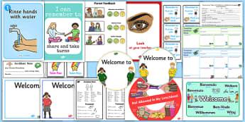 School Admin Resource Pack - school admin, resource pack, pack, resource, admin, school