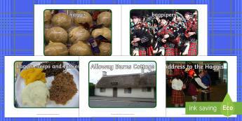 Burns Night Display Photos - Burns Night, Scotland, Scottish, Burns Supper, Robbie Burns, Rabbie Burns, Auld Lang Syne, haggis, r