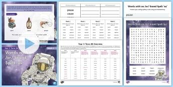 Year 5 Term 2B Week 2 Spelling Pack - Spelling Lists, Word Lists, Spring Term, List Pack, SPaG, spelling homework