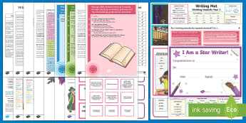 CPD: Teaching Effective Writing Resource Pack - professional development, event, write, assessment, expectations