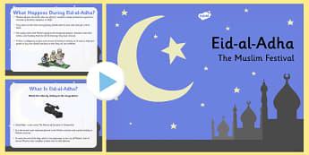 Eid-al-Adha Assembly Presentation - eid al-adha, assembly, presentation