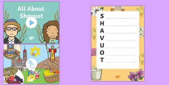 KS1 Shavuot Activity PowerPoint Pack  - Powerpoint, Activity Powerpoint, Jewish, Jew, Judaism, King David, Star of David, Israel Flag, Israe