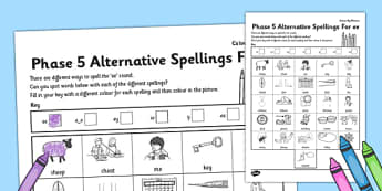 Spell words containing 40+ phonemes - New 2014 Curriculum