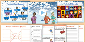 Dyslexia Support Teaching Resources