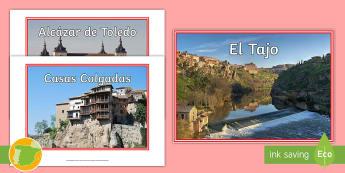 Fotos de exposición: Sitios de interés - Castilla-La Mancha  - Mapas, provinicias, mapas mudos, mapas en blanco, las ciudades de españa, comarcas, concejos, comun