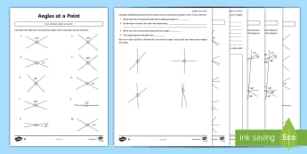 Ks2 Angles Resources And Games Primary Geometry Resources