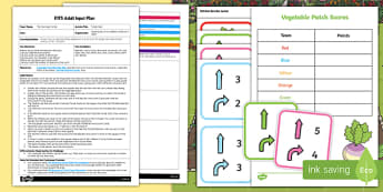 EYFS Turnip Hunt Adult Input Plan and Resource Pack