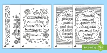 Classroom Inspiration Quotes Mindfulness Colouring Pages - English/French - Classroom Inspiration Quotes Mindfulness Colouring Sheets - classroom, inspiration, quotes, mindfuln