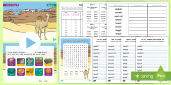 Year 2 Term 1B Week 2 Spelling Pack - Spelling Lists, Word Lists, Autumn Term, List Pack, SPaG