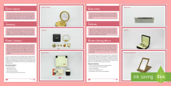 Elderly Care - Beauty Reminiscence Resource Pack  - Reminiscence, beauty, activity co-ordinators, elderly care, care homes, ideas, support, dementia,