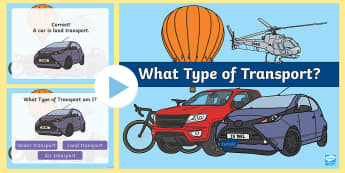What Type Of Transport PowerPoint Quiz - transport, powerpoint