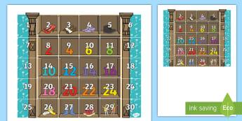 Mat Bee-Bot Cyfri Fesul 2 - adio, patrwm 2, digidol, cyfarwyddiadau, rhifedd, tabl 2,