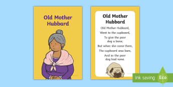 Old Mother Hubbard Nursery Rhyme IKEA Tolsby Frame - baby signing, baby sign language, communicate with baby, pre verbal baby, tiny talk, sing and sign,