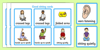 Rules Amp Behaviour Primary Resources Golden Time Routines