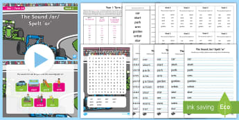 Year 1 Term 2A Week 2 Spelling Pack - Spelling Lists, Word Lists, Spring Term, List Pack, SPaG