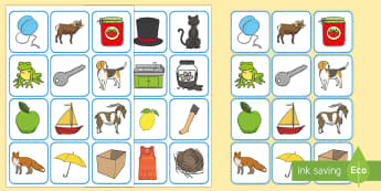 Middle East Phase 1 Odd One Out Rhyming Picture Cards - rhyming, odd one out, Literacy, Phonics, middle east, Phase 1, letters and sounds, UAE, Dubai, Abu D