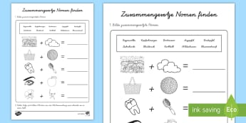 1./2. Klasse Deutsch Primary Resources - Materialien