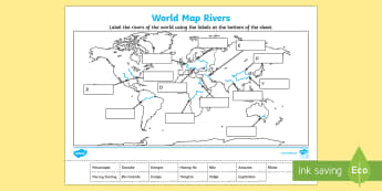 KS2 River Resources, Topics, Water, Rivers, Resources, River ...