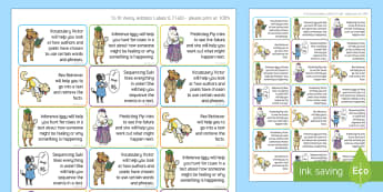 SATs Survival Year 2: Reading Skills Stickers - SATs Survival Year 2: Reading Skills Stickers - SATs Survival Materials Year 2, SATs, assessment, 20
