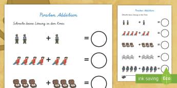 1./2. Klasse Mathematik Primary Resources - Page 24