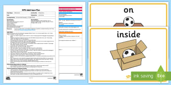 EYFS Finding Henry Adult Input Plan and Resource Pack - EYFS, Uses Positional Language, 30-50 months, Early Years, EYFS Planning, Adult Led, SSM, Space Shap