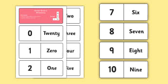 Number Bonds to 20 Dominoes - maths, numeracy, game, activity, counting, adding, early years, ks1, key stage 1