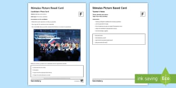 Winter Olympics 3 Foundation Tier Photo Card Activity Spanish - sports, free, time, speaking, picture, talk