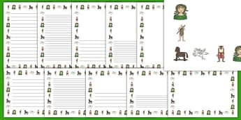 Greek Legends Page Borders - greek legends, page borders, borders