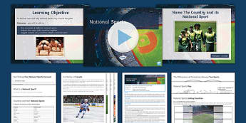 The Geography of Sport Lesson Pack