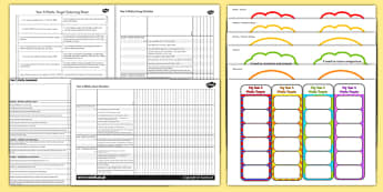 2014 Curriculum Year 4 Maths Assessment Resource Pack - numeracy