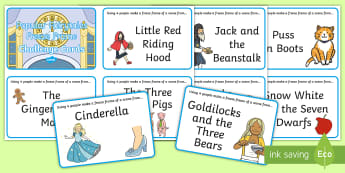 Early Level Fairytale Freeze-Frame Challenge Cards - CfE Drama, freeze-frames, fairy tales, drama, Little Red Riding Hood, Cinderella, Rapunzel, The Thre
