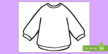 Blank Jumper Cut-Outs  - Blank Colourful T-Shirt Cut Outs - blank, colourful, t-shirt, cut outs