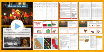 KS2 Chinese New Year 2018 Resource Pack - year of the dog, dog, zodiac, chinese new year, chinese zodiac sign, zodiac year