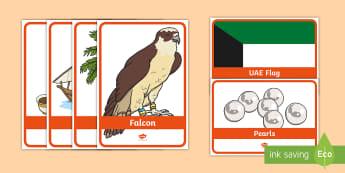 Images of the UAE Display Posters - uAE culture, UAE Heritage, UAE Icons, UAE about, UAE History