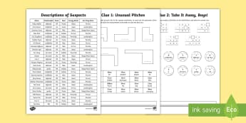KS2 Football Maths Mystery Game - code, clues, multiplication, division, column subtraction, perimeter, time, word problems