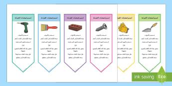 إشارات مرجعية عن استراتيجيات القراءة - القراءة، عربي، لغة، عربية، إشارات مرجعية، استراتيجيات