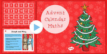Advent Calendar Maths Challenges LKS2 - advent, calendar, maths, challenges, lks2