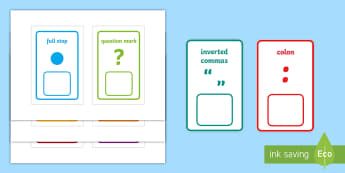 Class Group Signs Punctuation IKEA Tolsby Frame  - Editable Class Group Signs (Punctuation) - Group signs, group labels, group table signs, table sign,