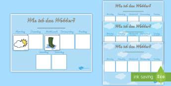 Materialien auf Deutsch 1./2. Klasse Primary Resources - Page 31