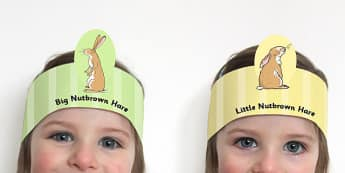 Guess How Much I Love You Role Play Headband - roleplay, props