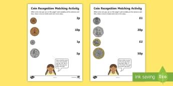 money coins primary resources ks1 currency. Black Bedroom Furniture Sets. Home Design Ideas