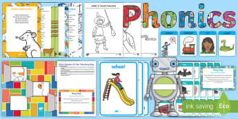 Childminder Phase 1 Phonics Voice Sounds EYFS Resource Pack - speech, speaking, speech and language, language development, talking