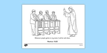 Do This in Memory of Me Colouring Sheet - holy, communion, first communion, first holy communion, colouring, sheets, eucharist, mass, church, religion, preparation, christians, god, priest